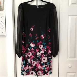 WORN ONCE! WHITE house black market dress
